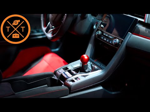 NEW Civic Type R STAGE 2 Shifter Upgrade... Worth It??