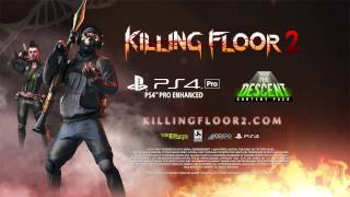 Killing Floor 2 - The Descent Content Pack - Trailer