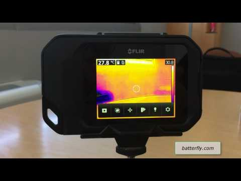 FLIR C3 How To and Wi-Fi Connectivity