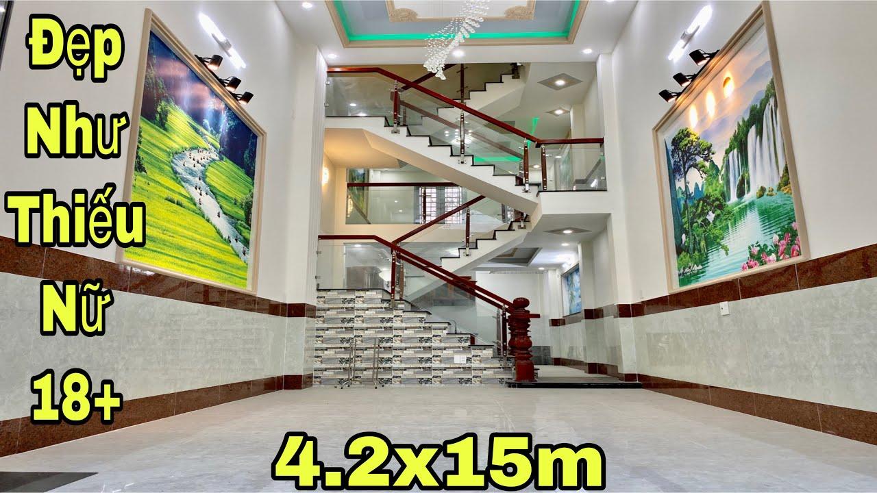 Bán nhà quận 12 TPHCM | Bán nhanh giá rẻ siêu phẩm nhà đẹp tại đường Bùi Văn Ngữ P Hiệp Thành|4.5 tỷ