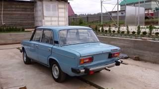 ваз 2106 1990 года выпуска с консервации пробег 140 км. Состояние нового автомобиля.