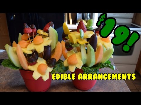 Edible Arrangements at Home! - Nifty Recipe