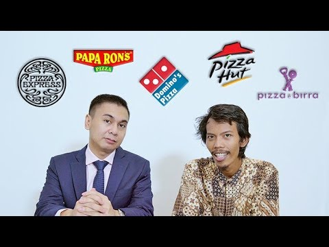 Image of PERANG PIZZA! MENCARI YANG TERENAK!