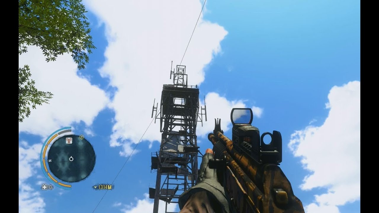 Far cry 3 radio towers locations guide.