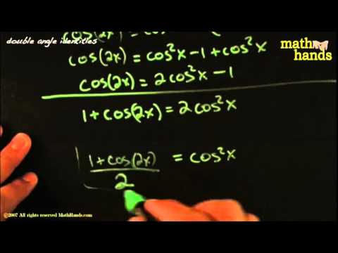 104.04.08 TRIGONOMETRY IDENTITIES double angle identities