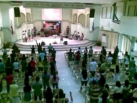 Praise and Worship 9/9/12 (Davao City Foursquare Gospel Church)