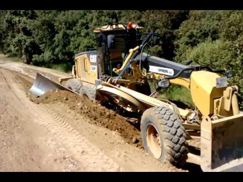 Niveladora CAT 12M caterpillar