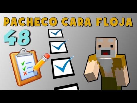 Pacheco cara Floja 48   COMO CUMPLIR TUS PROPÓSITOS DE AÑO NUEVO