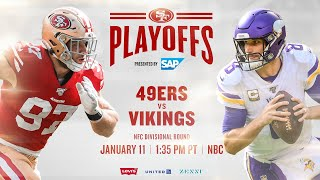 The NFC Playoffs Run Through The Bay | 49ers