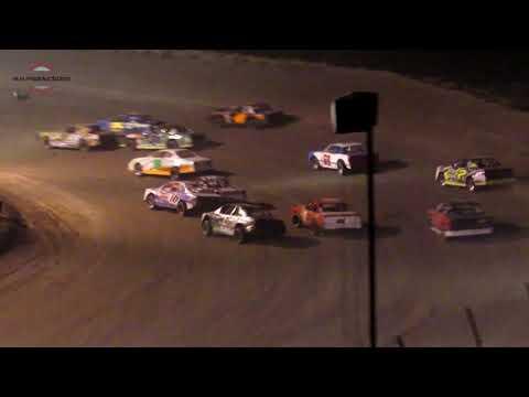 Desert Thunder Raceway IMCA Stock Car Main Event 9/28/18