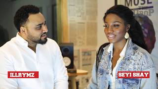 THE DROP With Seyi Shay