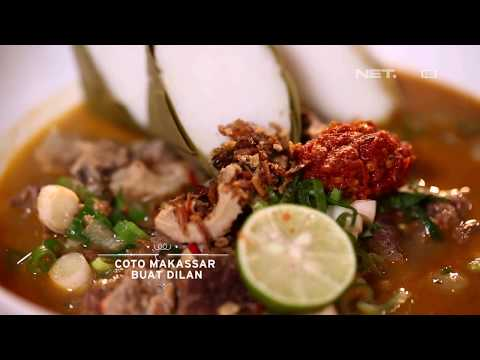 Chef's Table - Coto Makassar Buat Dilan