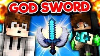 GOD SWORD! (Minecraft UHC Run)