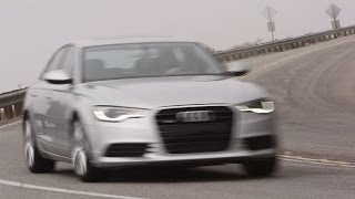 review & Test Drive: 2014 Audi A6 Allroad