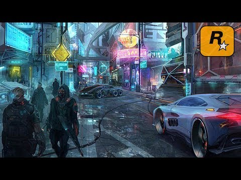 Could Rockstar Games Make A Sci-Fi Game?