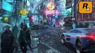 Could rockstar games make a sci-fi game?