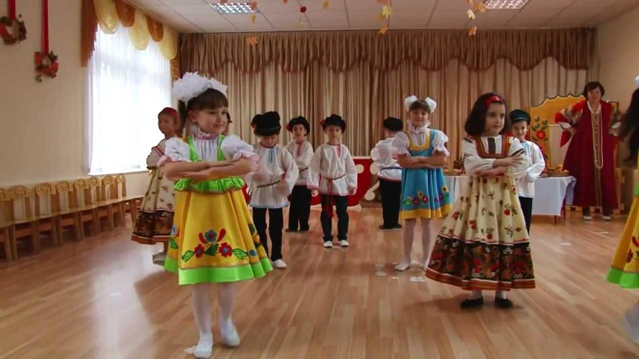 Ярмарка в детском саду