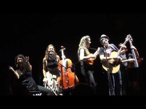Make It Mine Jason Mraz And Raining Jane - Royal Albert Hall September 2014