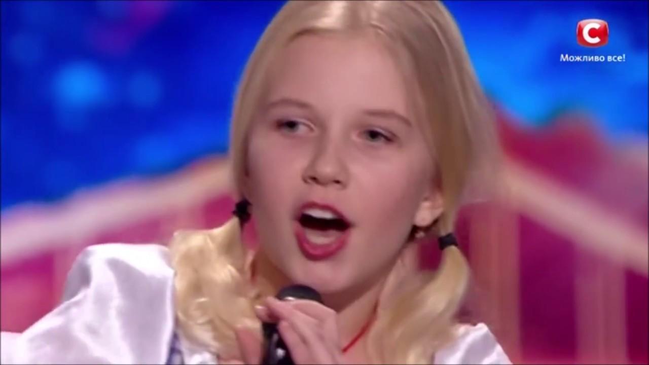 ウクライナ ヨーデル 少女 【和訳】ウクライナの少女ソフィアがオーディションでヨーデルを歌う...