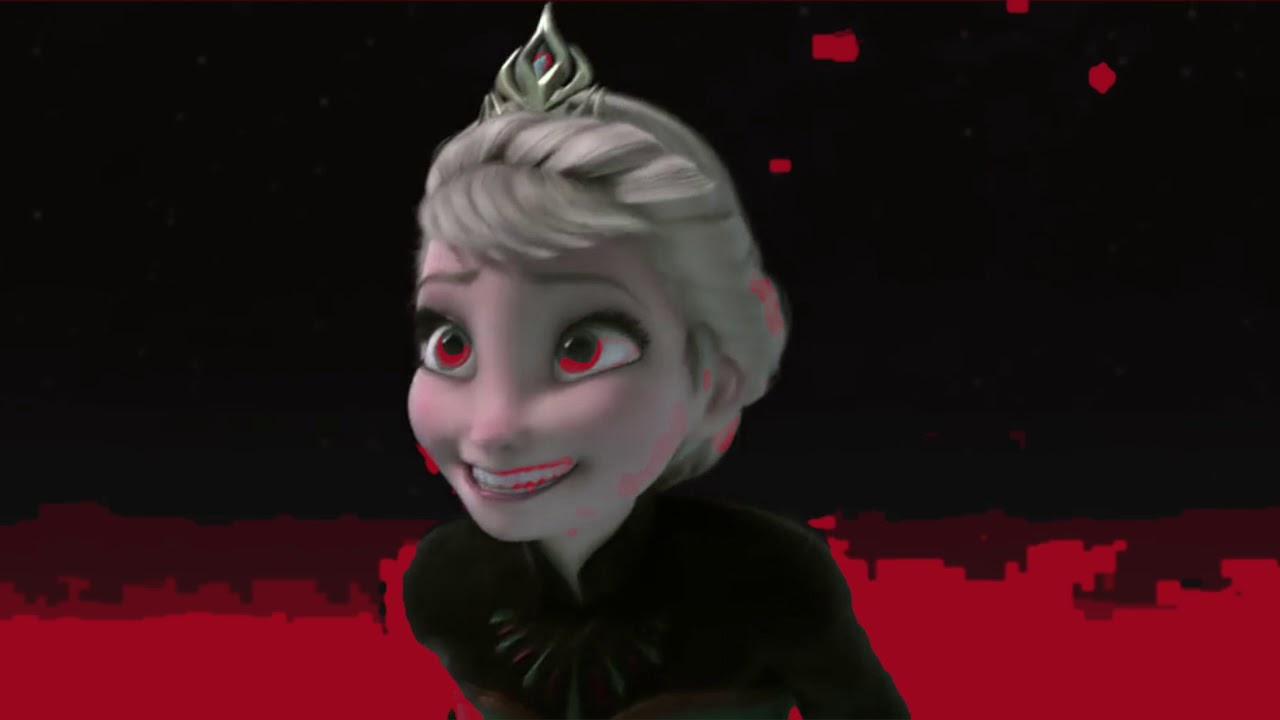 frozen let it go meme edition earrape youtube