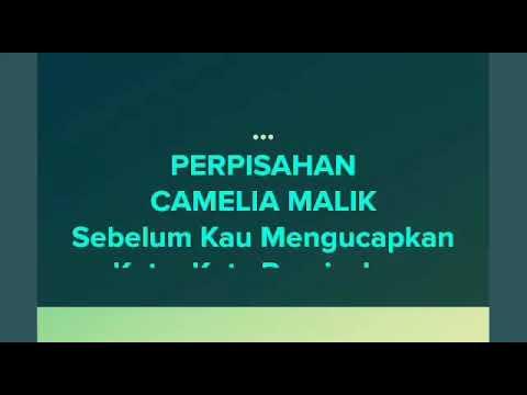 Perpisahan - Camelia Malik | Karaoke
