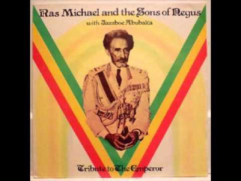 Ras Michael & The Sons of Negus - Tribute to Rastafari