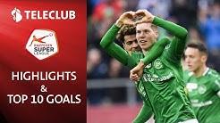 Highlights & Top 10 Goals – Raiffeisen Super League