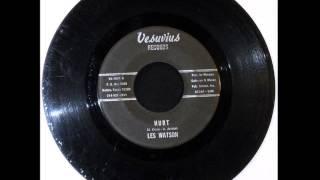 LES WATSON - Hurt [Northern Soul - 1970]