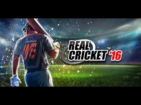 Real Cricket 16 Official Trailer