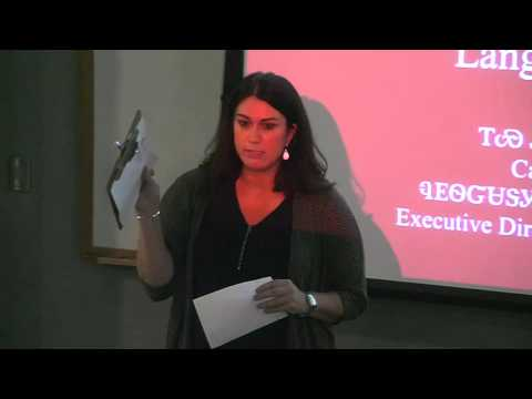 Lunch & Learn Series: Getting Started with Cherokee Language Learning