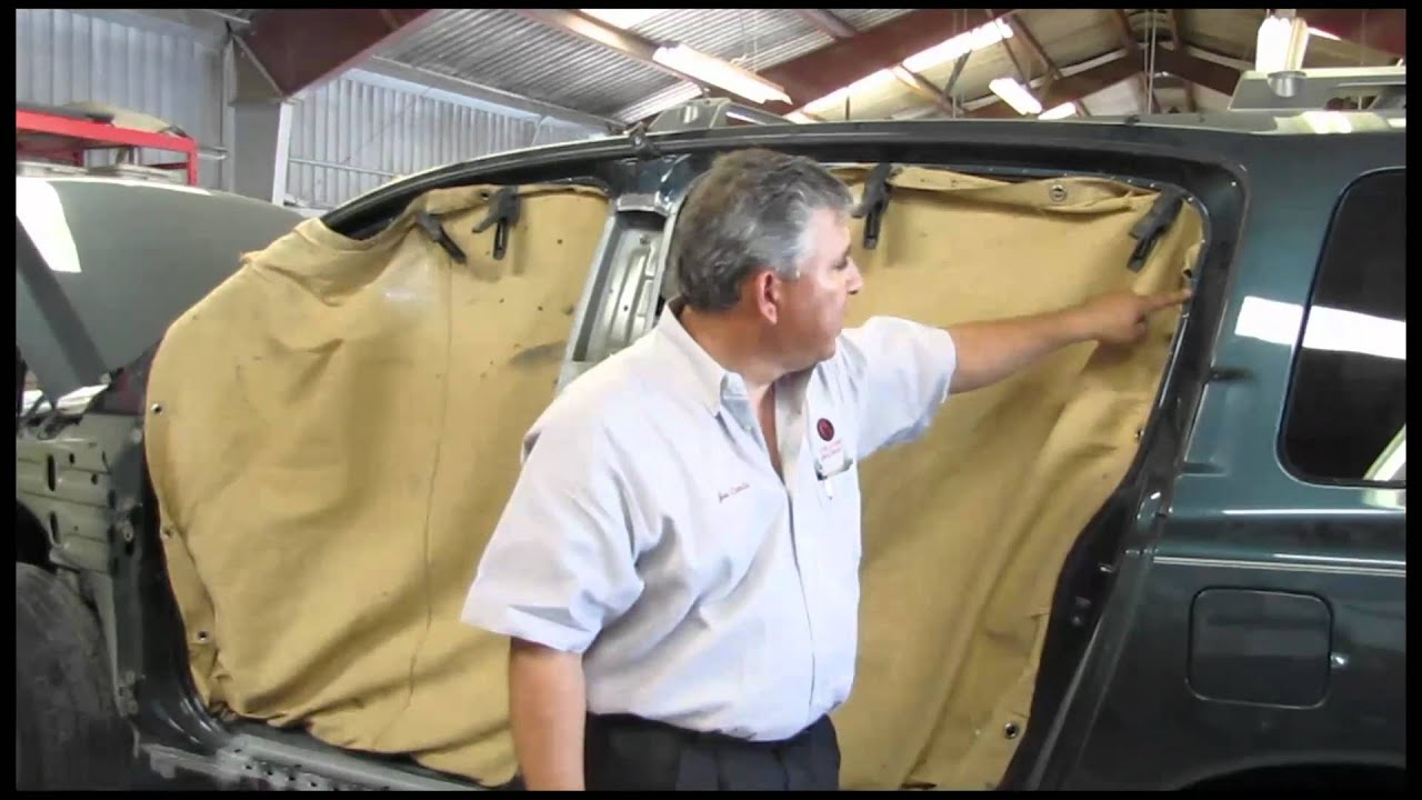 Collision Specialists Inside the Shop - Auto Body Repair ...