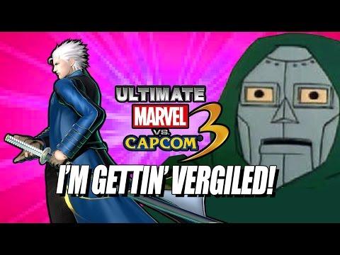 I'M GETTIN' VERGILED – Ultimate Marvel Vs. Capcom 3: Online PC Matches