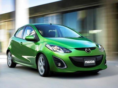 Mazda2 2014 Colour Edition Review