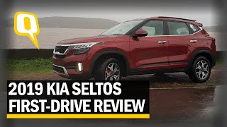 Kia Seltos SUV First-Drive Review | The Quint