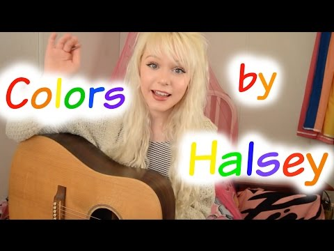 Colors by Halsey | Charlotte Winslow Official Cover