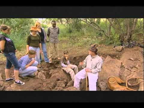 The Discovery of Australopithecus sediba