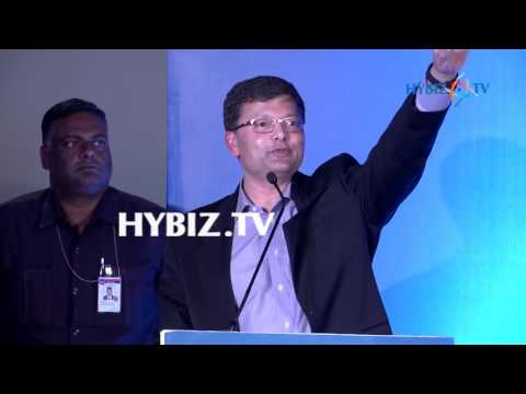 Srinivas Tallapragada Speech at Salesforce Company Center Inauguration