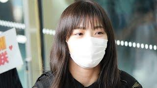 180830 프로듀스48 AKB48 고토 모에 - 김포공항 입국