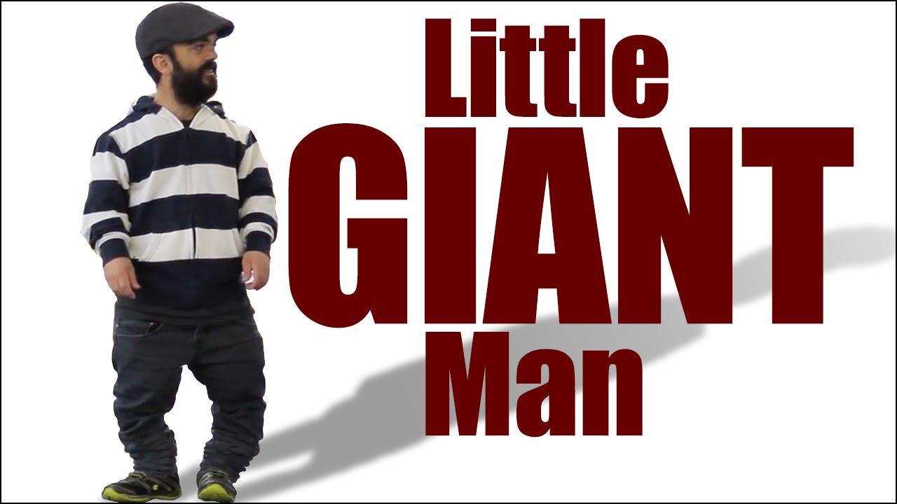 Little Giant Man