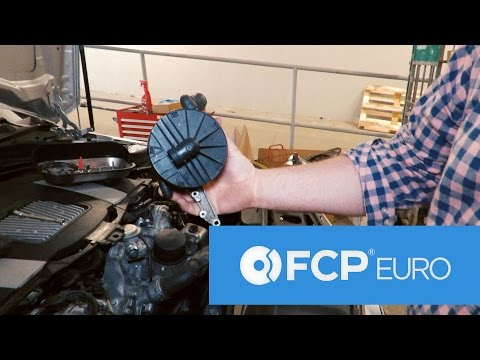 Mercedes Secondary Air Pump Replacement - Quick Install (C300, S550, ML350, E350)