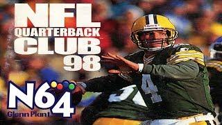 NFL Quarterback Club '98 - Nintendo 64 Review - HD