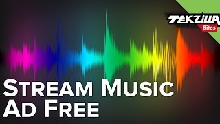 Ad-Free Music Streaming with Atraci