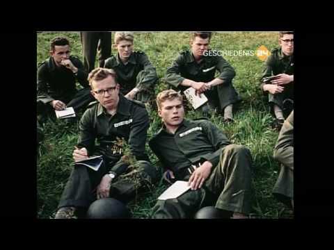 Koninklijke Landmacht 1966 Deel 1 2 Youtube