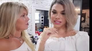 TRANSFORMAÇÃO LÉO AQUILLA POR LUCIANA ALVAREZ
