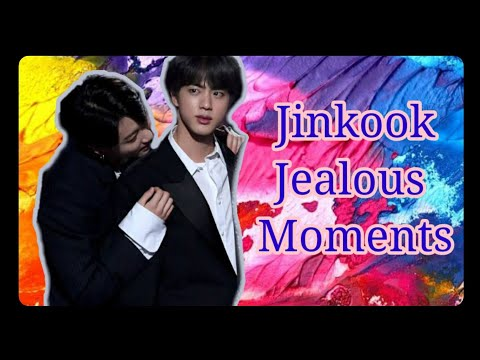 Jinkook Jealous Moments