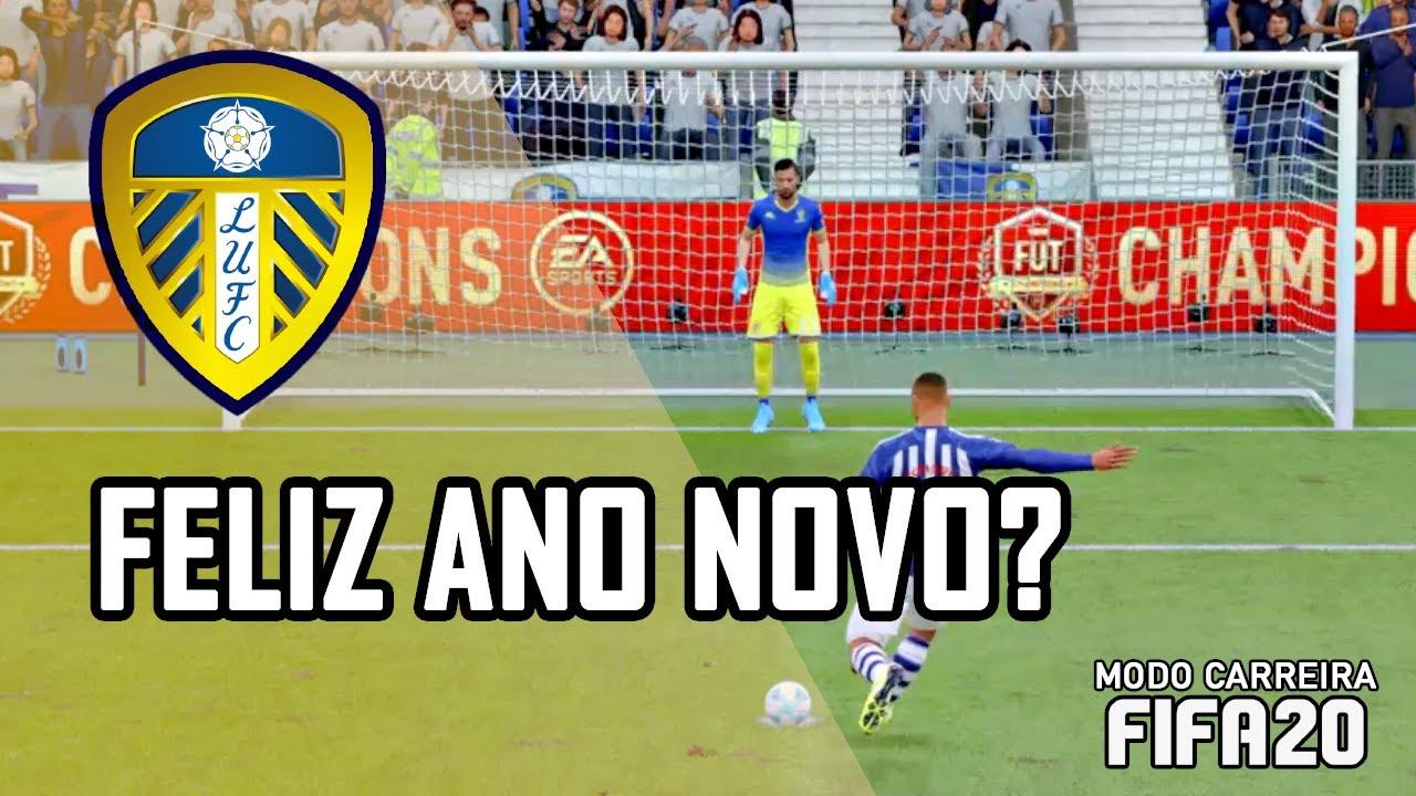 EP DE TERÇA: FELIZ ANO NOVO? | Modo Carreira Realista FIFA 20 | T1 Ep18 (40min)