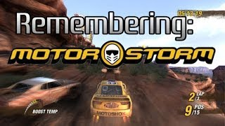 Remembering: Motorstorm (PS3)