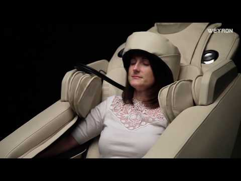 Massage Chair - WEYRON FELICITY Massage Chair - Best UK Massage Chair For Neck And Shoulders  Review