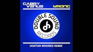 Gabry Venus - Wrong (hoxton whores remix)