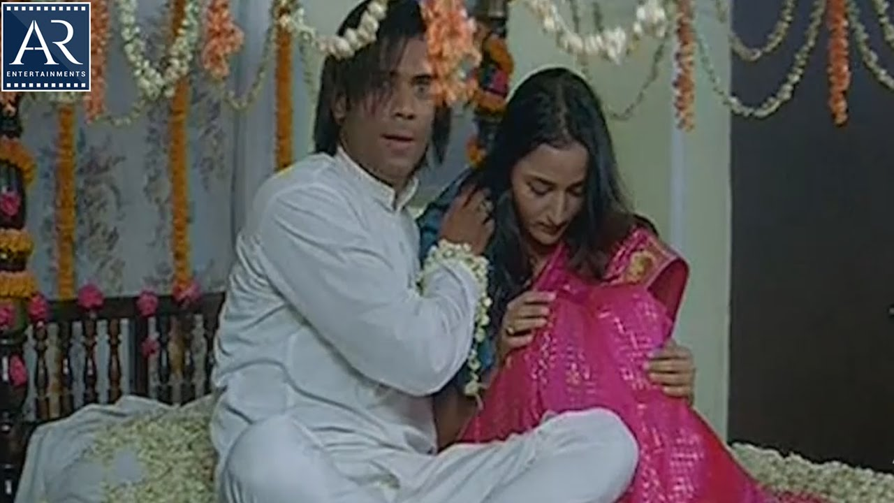 Hyderabadi Movie City Life Comedy Scenes Aziz First Night Scene Ar Entertainments You